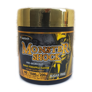 מונסטר שוק | Monster Shock