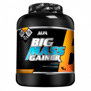 "ביג מאס גיינר 4 ק""ג 