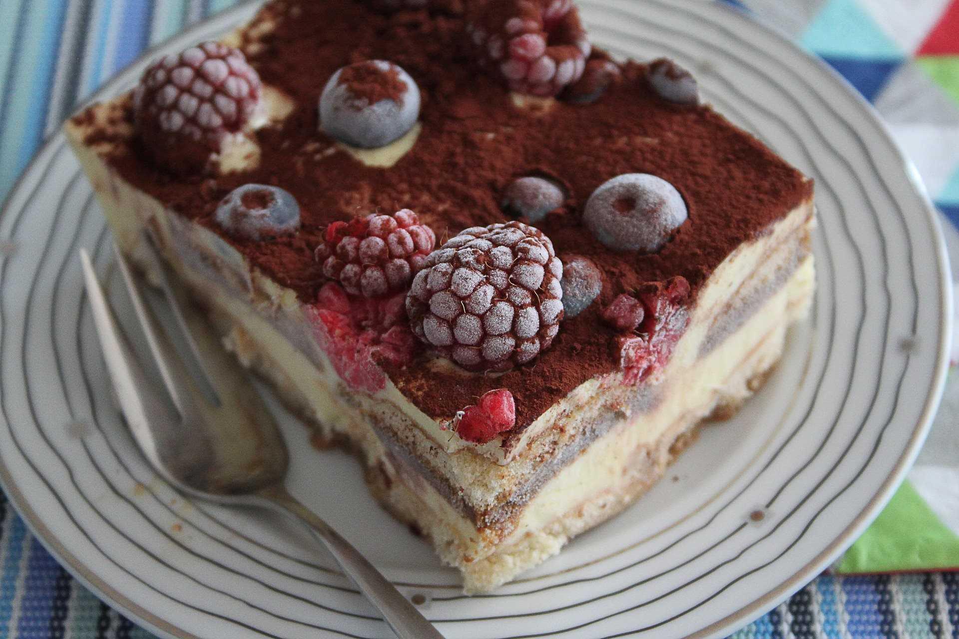 עוגת ביסקוויטים כובשת את הרשת