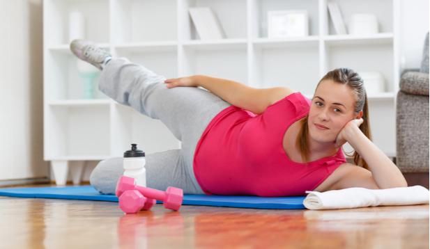 להוריד במשקל אחרי לידה