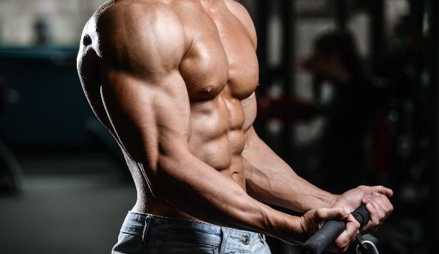 איך לפתח שרירים?